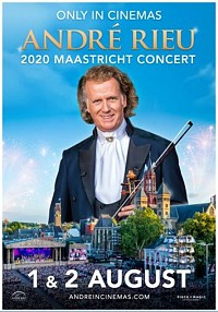 Andre Rieu 2020 Maastricht Concert: Happy TogetherPoster